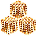 DIY KIT Magnet Toys Super Strong Rare-Earth Magnets Magnetic Balls Stress Relievers 3 Pieces 3mm Toys Stress and Anxiety Relief Office