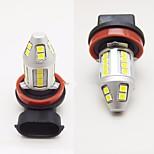 2PCS Car Factory Design Super Bright 120W 6000LM LED Fog Light H1 H3 H4 H7 H8 H9 H10 H11 9005 9006 Can-bus Error Free LED Fog Light