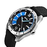 9151 skmei wathces мужчины роскошный бренд 2017 мода спортивный стиль верхний кварцевый вахта водостойкий силиконовый ремешок часы