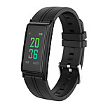 b5 bluetooth Herzfrequenz Monitor Farbe Touchscreen Wristband Armband Fitness Tracker Pedometor Pulseria inteligente smart Armband
