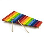 Набор для творчества Конструкторы Обучающая игрушка Игрушки Ударная установка Музыкальные инструменты Куски Мальчики Девочки Подарок