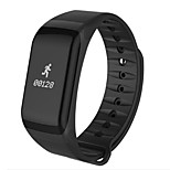 Heart Rate Monitor Smart Band F1 Smartband Blood Pressure With Pedometer Bracelet