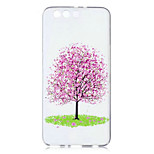 Case For Huawei P10 Plus P10 Lite Case Cover Glow in the Dark Pattern Back Cover Case Tree Soft TPU for P10 P9 Lite P8 Lite
