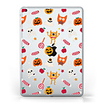 For iPad (2017) Case Cover Transparent Pattern Back Cover Case Transparent Halloween Soft TPU for Apple iPad pro 10.5 iPad (2017) iPad