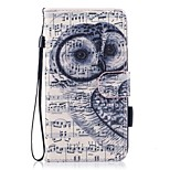 Case For Huawei P10 Lite Wallet Card Holder with Stand Flip Pattern Magnetic Full Body Owl Hard PU Leather for Huawei P10 Lite Huawei P8
