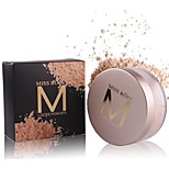 12 Powder Dry Mineral Loose powder Oil-control Face