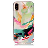 For iPhone X iPhone 8 Case Cover Ultra-thin Pattern Back Cover Case Scenery Soft TPU for Apple iPhone X iPhone 8 Plus iPhone 8 iPhone 7