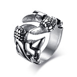 Men's Vintage Rock Hiphop Stainless Steel Jewelry Jewelry For Stage Festival