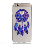 Case For Huawei P10 Lite P10 Transparent Pattern Back Cover Dream Catcher Soft TPU for Huawei P10 Lite Huawei P10 Huawei P9 Lite Huawei