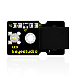 Keyestudio EASY Plug Digital White LED Module for Arduino