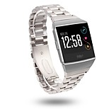 For Fitbit Ionic Band Stainless Steel Strap Smart watch Metal Replacement Wrist Strap