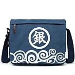 Bag Inspired by Gintama Gintoki Sakata Anime Cosplay Accessories Canvas