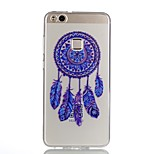 For Case Cover Pattern Back Cover Case Dream Catcher Soft TPU for Huawei Huawei P10 Lite Huawei P10 Huawei P9 Lite Huawei P8 Lite Huawei