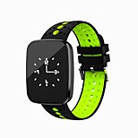 YY V6 Men's Woman Smart Bracelet / SmartWatch / Heart Rate Smart Blood Pressure /Monitoring Remind Health Trackingt for Ios Android