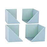 Полочные Единицы хранения Коробки для бижутерии с Особенность является Защита от царапин Мини Открытые , Для Бижутерия
