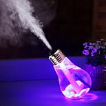 brelong usb dc 5v 7 couleurs changements lumière de nuit humidificateur à ultrasons purificateur d'air 400 ml