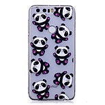 Case For Huawei P10 Lite IMD Transparent Pattern Back Cover Panda Soft TPU for Huawei P10 Lite Huawei P9 Lite Huawei P8 Lite Huawei Honor