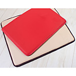 Dog Bed Pet Mats & Pads Solid Beige Red