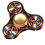 Hand Spinner Toys Novelty Zinc Alloy Pieces Teen Gift