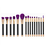 1set Makeup Brush Set Nylon Normal Anti-Friction Non-Stick Face