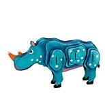 3D пазлы Игрушки Животный принт Животные Ручная Pабота 1 Куски