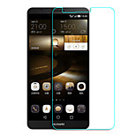 Tempered Glass Screen Protector for Huawei Huawei Mate 7 Front Screen Protector High Definition (HD) 9H Hardness 2.5D Curved edge