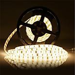 18W Гибкие светодиодные ленты 7500 DC12 5m 300 светодиоды Теплый белый белый