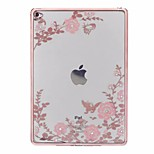 Case for Apple ipad6 iPad high-grade silicone protective sleeve Air2 cover printing soft flat shell