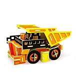 3D пазлы Грузовик Игрушки Грузовик Транспорт 1 Куски
