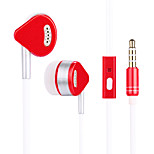 S809 In Ear Wired Headphones Dynamic Plastic Mobile Phone Earphone Noise-isolating with Microphone Headset