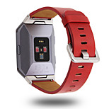 For Fitbit Ionic Band Leather Accessory Band Bracelet Watch Band