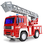 LED Lighting Holiday Props Music Toys Pull Back Car/Inertia Car Vehicle Toy Playsets Toy Cars Toys Fire Engine Vehicle Toys Car Music