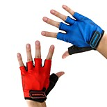 Sports Gloves Bike Gloves / Cycling Gloves Breathable Fingerless Gloves Lycra Mountain Cycling Road Cycling Cycling / Bike Men's Women's