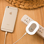 1 pcs Easy Carrying Dimmable Chargers USB Lights Night Light-1W-AC Charger