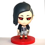Аниме Фигурки Вдохновлен Токио вурдалак Кен Kaneki ПВХ 10 См Модель игрушки игрушки куклы