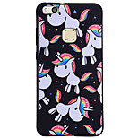 For Case Cover Pattern Back Cover Case Unicorn Soft Silicone for Huawei Huawei P10 Lite Huawei P10 Huawei P9 Lite Huawei P8 Lite