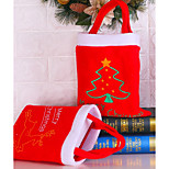 Storage Bag Other Santa Leisure Cuticle Other ChristmasForHoliday Decorations