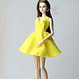 Dresses Dresses For Barbie Doll Dresses For Girl's Doll Toy