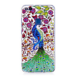 Case For P8 Lite (2017) P10 Lite Glow in the Dark IMD Pattern Back Cover Animal Soft TPU for Huawei P10 Lite Huawei P9 Lite Huawei P8
