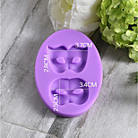 cheap -Cake Molds For Candy Silicon Kids Thanksgiving New Year's Birthday Novelty Holiday