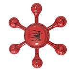 Спиннеры от стресса Ручной обтекатель Волчок Игрушки Игрушки Кольцо Spinner EDCСтресс и тревога помощи Фокусная игрушка Товары для офиса