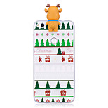 Case For Huawei P8 Lite (2017) P10 Lite Pattern DIY Back Cover Christmas 3D Cartoon Soft TPU for Huawei P10 Lite Huawei P10 Huawei P9