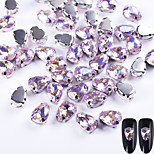 10 Nail Art Decoration Rhinestone Pearls Makeup Cosmetic Nail Art Design