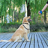 Dog Leash Portable Camouflage Color Fabric