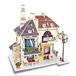 3D пазлы Игрушки Архитектура Домики 1 Куски