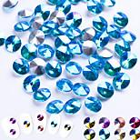 80 Nail Art Decoration Rhinestone Pearls Makeup Cosmetic Nail Art Design