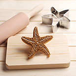Starfish Cookies Cutter Stainless Steel Biscuit Cake Mold Fondant Baking Tools