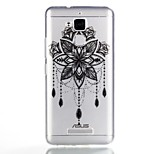 For Case Cover Pattern Back Cover Case Dream Catcher Soft TPU for ASUS Asus Zenfone 3 Max ZC520TL