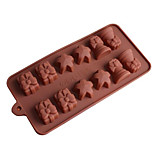 Cake Molds For Chocolate Silica Gel