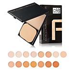 6 Powder Concealer/Contour Matte Mineral Pressed powder Long Lasting Face